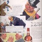 1939  Ten High Bourbon Whiskey       ad (#5999)