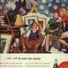 1946  Coca- Cola ad (#1262)