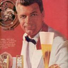 1960  Budweiser Beer   ad (#5853)
