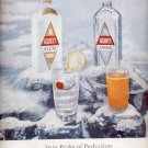 1959  Gilbey's gin and Vodka  ad (#5573)