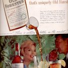 1959  Old Forester Whisky   ad (#5558)