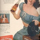 1946  Royal Crown Cola with Hedy Lamarr ad (# 5088)