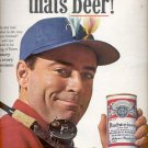 1964   Budweiser Beer   ad (# 4840)