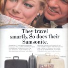 June 19, 1965      Samsonite Silhouette luggage      ad  (#2011)