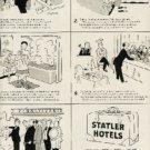 1947 Statler Hotels ad (# 799)