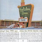1961 Holiday Inn of America ad (  # 2533)