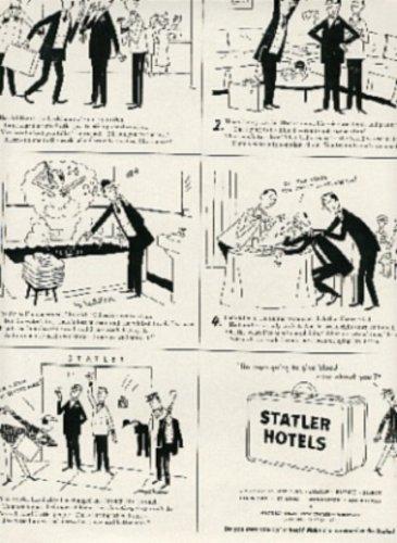 1953  Statler Hotels (# 467)