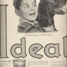 March 3, 1947  Ideal Dog Food   ad (#6153)