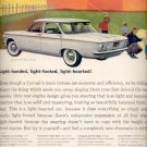 1960  Corvair 700 by  Chevrolet - 4 door sedan    ad (#5833)
