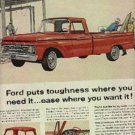 1964  Ford Pickups ad ( # 1009)