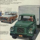 1960  International Trucks ad ( # 639)