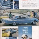 1962   Ford Galaxie ad (# 1452)