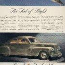 1941 ad of 1942 Lincoln Zephyr V- 12 (# 287)