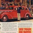 1938  Desoto ad w/ Eddie Cantor (# 155)