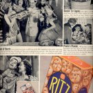 Oct. 18, 1937    Ritz- National Biscuit Company      ad  (#6557)
