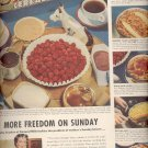 June 2, 1947 Betty Crocker of General Mills      ad  (#6611)