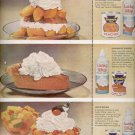 1960- Stokely-Van Camp Desserts and Lucky Whip Topping  ad (#5729)