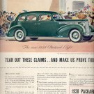 Oct. 25, 1937   - 1938 Packard       ad  (#6508)