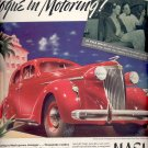 March 22, 1937    Nash Sedan        ad  (#6544)