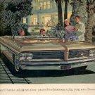 1962  Wide- Track Pontiac - Bonneville  ad ( # 2225)