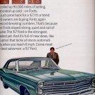 Nov. 5, 1966  -  '67 Ford      ad  (#2831)
