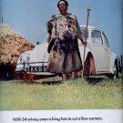 Nov. 5, 1966   Volkswagen     ad  (#2774)