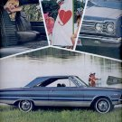 Nov. 5, 1966   - '67 Plymouth Belvedere     ad  (#2660)