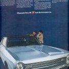 Jan. 27, 1968   Plymouth Fury III     ad  (#2323)