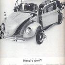 June 19, 1965   Volkwagen      ad  (#1866)