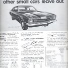 Nov. 13, 1970      Mercury Comet  ad  (#1715)