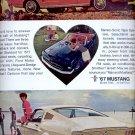 Nov. 19, 1966  - 1967 Ford Mustang    ad  (#1321)