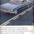 Feb. 7, 1964  Ford Fairlaine    ad  (#2025)