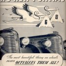 Oct. 25, 1937     Pontiac Motor Division  for 1938 styling   ad  (#6496)
