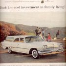1960  Dodge Dart station wagon   ad (#5852)