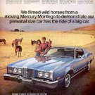 1972  Mercury Montego ad (#  2641)
