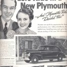 March 10, 1941   Plymouth          ad  (# 2911)