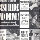 March 10, 1941   Chevrolet Motor Division Body by Fisher         ad  (# 2910)