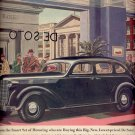 March 29, 1937     DeSoto  car         ad  (# 6625)