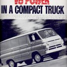 January 15, 1966   Dodge builds tough trucks- Chrysler Motors Corp.  ad (# 12)