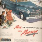 March 3, 1947 Mercury - division of Ford Motor Company   ad (#6150)
