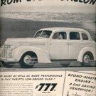 April 24, 1939 Olds 60 4-door sedan   ad (#6085)