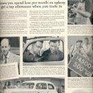 Oct. 30, 1939   Studebaker 1940 Champion Club Sedan   ad (#6069)