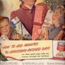 Dec. 8, 1947     Campbells Soup   ad  (#6391)