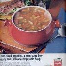 Nov. 5, 1966   -  Campbells Soup      ad  (#2662)
