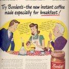 Jan. 6, 1947     Borden's Instant Coffee         ad  (#6341)
