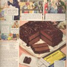 Feb. 6, 1939 Baker's Cocoa and Baker's Chocolate   ad (#6088)