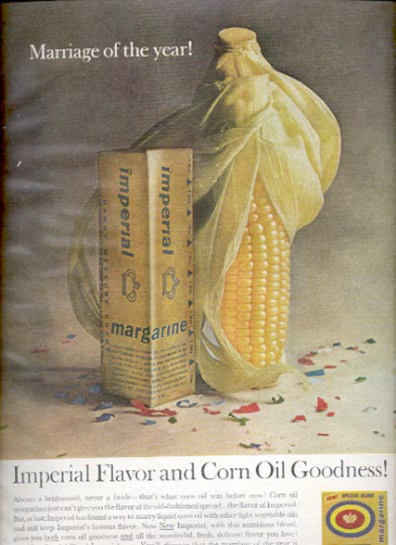 1964   Imperial Margarine  ad (# 4896)