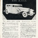 1931 Chrysler Eight De Luxe ad ( #209)