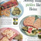 1957 Heinz Pickles  ad (# 4688)