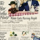 1949 Chase & Sanborn Coffee ad (#613)